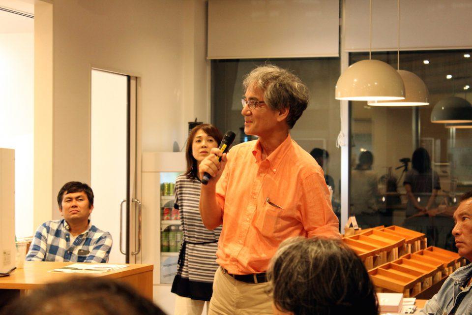 東京学芸大学教授 藤井健志先生