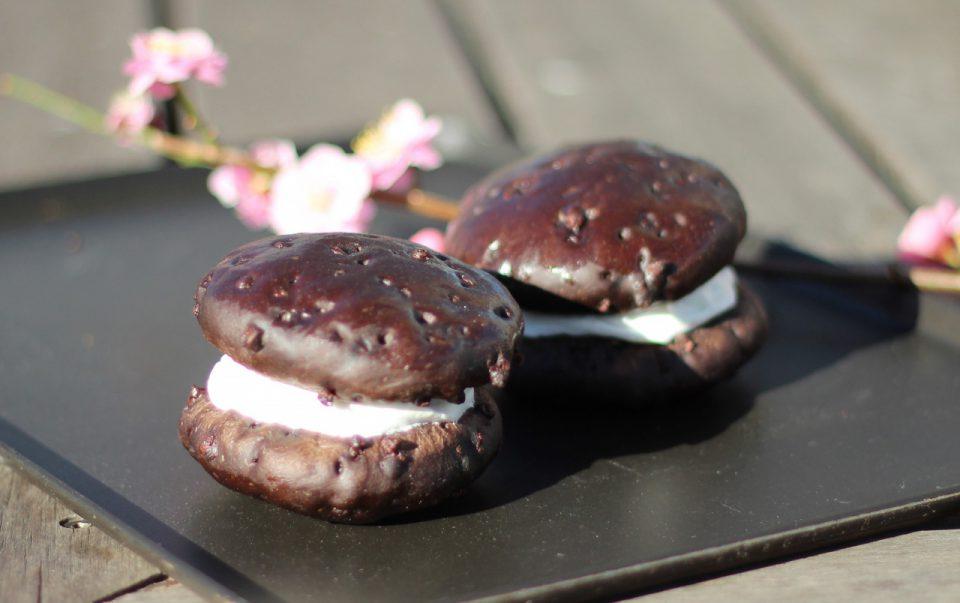 【新メニュー】チョコのハッピーウーピー