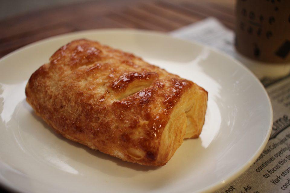 【新メニュー】イタリア栗のシュガーパイ